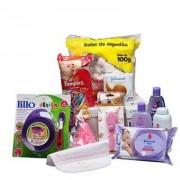 Donare Cesta Maternidade Especial Menina