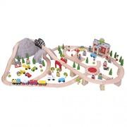 Bigjigs Rail BJT016 Mountain Railway Set