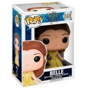 Funko Pop Disney Beauty and The Beast - Belle with Candlestick Vinyl US Exclusive Figure