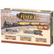 Bachmann Trains Prairie Flyer Ready To Run N Scale Train Set