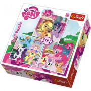 3w1 My Little Pony