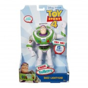Toy Story 4- Buzz Lightyear 15 frases y sonidos, Bestoys