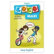 Maxi Loco-Easy English (8-10)
