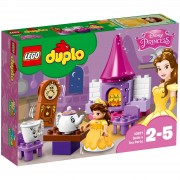 Lego DUPLO: Fiesta de té de Bella (10877)