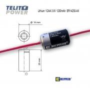 Litijum 1/2AA 3.6V 1200mAh ER14250-AX EEMB
