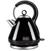 Black & Decker BXKE1704IN Electric Kettle(1.7 L, Black)