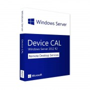 Microsoft Windows Server Remote Desktop Services 2012 Device CAL RDS CAL Client Access License 5 CALs