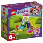 Конструктор ЛЕГО ФРЕНДС - Площадка за кученца, LEGO Friends 41396