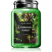 Village Candle Forbidden Forest vonná svíčka 602 g