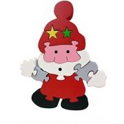 Skillofun Wooden Christmas Santa Take Apart Puzzle