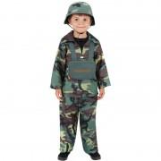 Smiffys Carnavalskleding soldaat kinderen