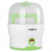 "OneConcept U &Mama- sterilizator, vaporizator verde (GBB-""mom&me""-Appletr)"