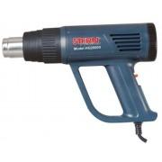 Pistol aer cald Stern 2000 W , 350 - 500 l / min, cu accesorii, HG2000V
