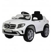 Coche Bateria Infantil Mercedes Gla-Glas Blanco - Sky Victorious