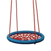 Woody kör alakú hinta (kék-piros)