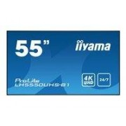 "iiyama ProLite LH5550UHS-B1 55"" Classe (55"" visualisable) écran LED - 4K"