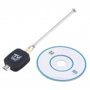 Micro Usb Dvb-T Tv Receptor Móvil Sintonizador Stick Para Android Tabl