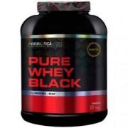 Probiótica Whey Protein Probiótica Pure Whey Black - Baunilha - 2 Kg