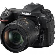 Nikon D500 + 16-80mm F/2.8-4e Vr - 2 Anni Di Garanzia In Italia