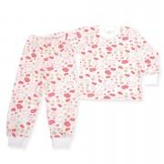 Pijama pentru bebe-fetita
