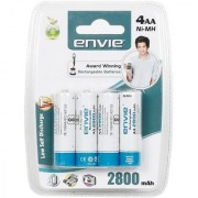 Envie 2800mah 4nos Rechargable Battery
