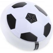 Air powered voetbal met LED verlichting! - luchtvoetbal- voetbal om binnen te spelen!