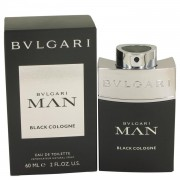 Bvlgari Man Black Cologne by Bvlgari Eau De Toilette Spray 2 oz
