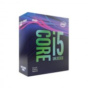 CPU, Intel i5-9600KF /3.7GHz/ 9MB Cache/ LGA1151/ BOX