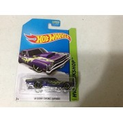 2014 Hot Wheels Hw Workshop - 69 Dodge Coronet Superbee - Purple