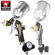 Neiko Pro Hvlp Air Spray Gun 1.7mm Basic Coat Painting Tool