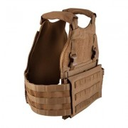 Velocity Systems Scarab Light Plate Carrier - Scarab Light Plate Carrier Coyote Brown Lg