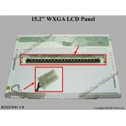Display - ecran laptop model B152EW01 V.0 , 15.2 inch lampa CCFL