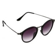 IIK Collection Cat-eye Sunglasses(Violet)