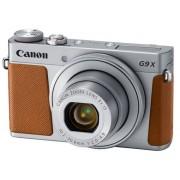 Canon PowerShot G9X Mark II Silver 20.1 MegaPixel Digital Camera