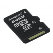 TARJETA DE MEMORIA MICRO SD 64Gb CLASS 10
