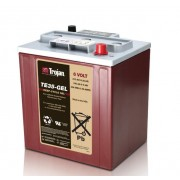 Batería de gel Trojan TE35-GEL 6V 210Ah Ciclo profundo