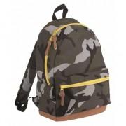 Geen Junior camouflage rugzak/rugtas 42 cm