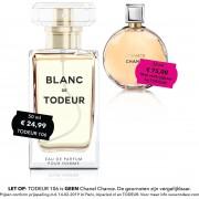 TODEUR 106 Parfum voor dames 50 ML|Perfume dames (Niet geschikt als Desinfectie) of Handgel|Parfum voor dames aanbieding TODEUR Eau de parfum| Damesparfum aanbieding Geschikt Aroma difusser/vernevelaar – 50 ML