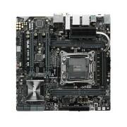 Tarjeta Madre ASUS micro ATX X99-M WS, S-2011v3, Intel X99, USB 2.0/3.0/3.1, 64GB DDR4, para Intel
