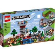 Lego Minecraft (21161). Crafting Box 3.0