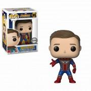 Pop! Vinyl Marvel Avengers: Infinity War - Iron Spider Senza Maschera Figura Pop! Vinyl Esclusiva