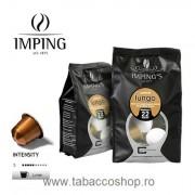 22 capsule cafea Imping's Lungo Crema 5.0g