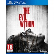 Игра The Evil Within PS4