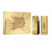 Paco Rabanne 1 Million Cofanetto regalo - eau de toilette 100 ml + deodorante spray 150 ml