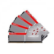 Mémoire RAM G.SKILL TRIDENT Z 64 GO (4X 16 GO) DDR4 3600 MHZ CL17 PC4-28800 - F4-3600C17Q-64GTZ