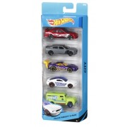 Set 5 Masinute Hot Wheels - Mattel 1806