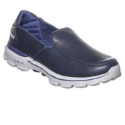 MR.SHOES WX2018 NAVY BLUE GOPILLARS GO WALK 3 - SUITABLE WALKING SHOE