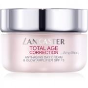 Lancaster Total Age Correction _Amplified дневен крем против бръчки за озаряване на лицето 50 мл.