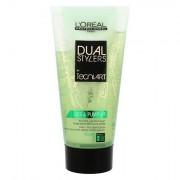 L´Oréal Professionnel Dual Stylers Liss & Pump-Up gel pro objem vlasů 150 ml pro ženy