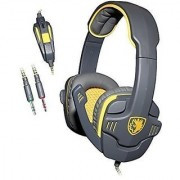 SADES New Arrival SA-708 Zombie Version Stereo Headphone Computer Gaming Headset Microphone
